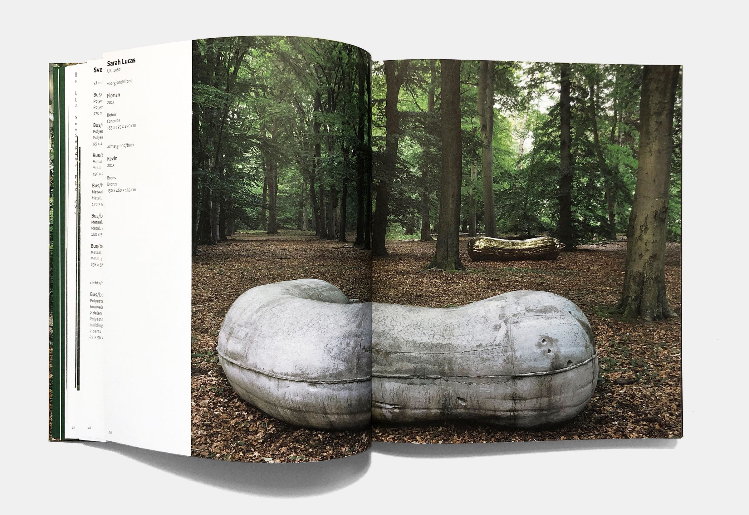 Gebr. Silvestri Lustwarande – 'Delirious Lustwarande: Excursions in contemporary sculpture III'