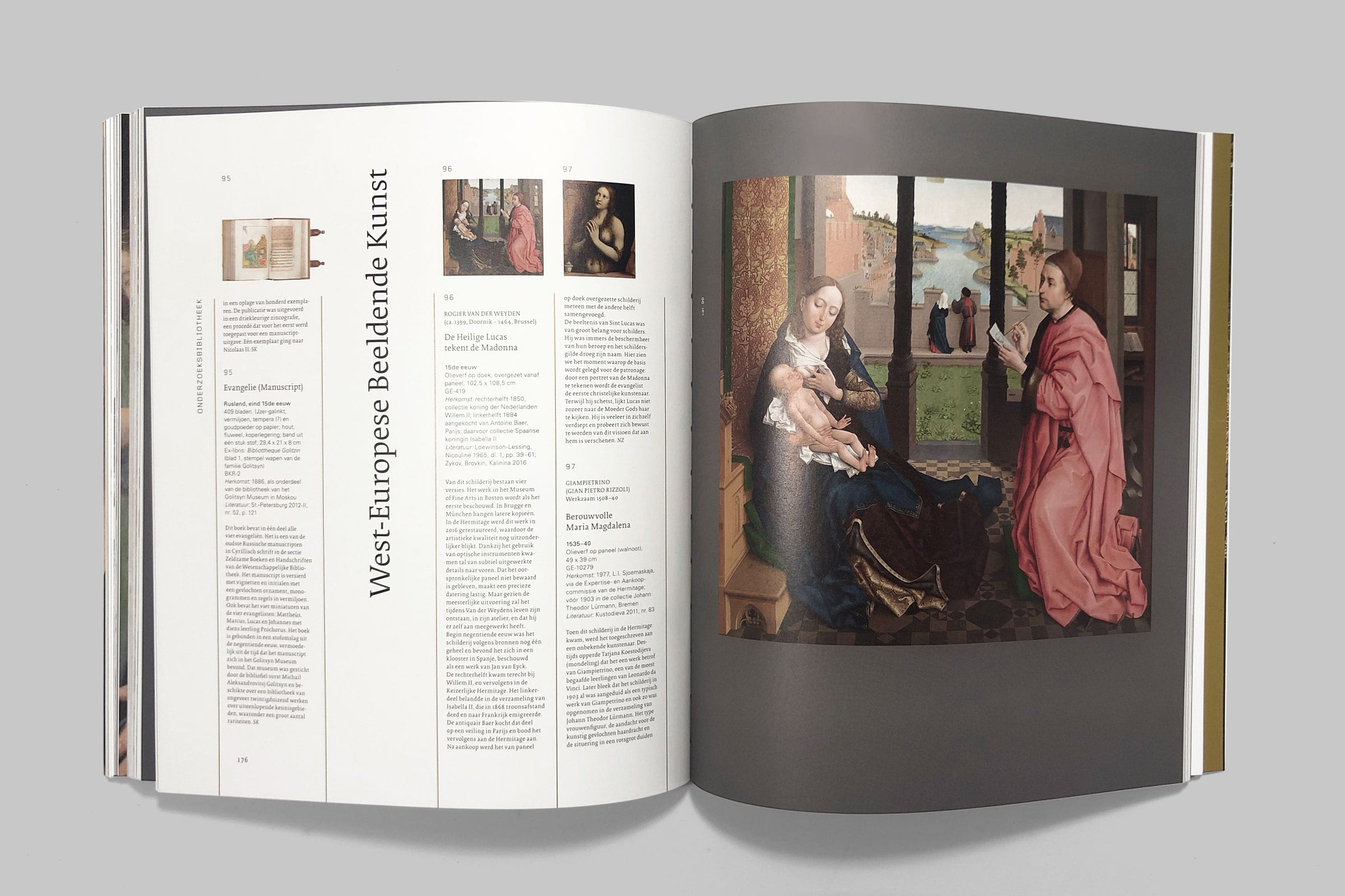 Gebr. Silvestri Hermitage Amsterdam – 'Treasury! Masterpieces from the Hermitage'
